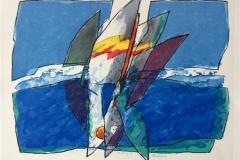 Kuling Litografi (35x45 cm) kr 2500 ur