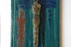 Bakenfor Fuset glass (42x29,5 cm) kr 3000