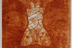 Adam Etsning (34,5x27 cm) kr 2500 ur