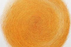 Sunny Labyrinth Oljemaleri (90x190 cm) kr 48000 ur