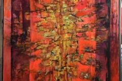 Tradisjon Maleri (100x80 cm) kr 14000 mr