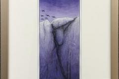 Velkommen Akvarell (23x9 cm) kr 4400 mr