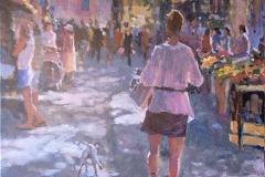 Marked-i-Vence-Akrylmaleri-40x30cm-4500-kr-m.r.