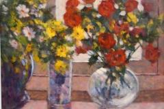 Min-mors-vase-Akrylmaleri-33x41cm-4500-kr-m.r.