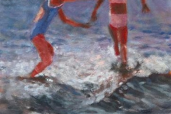 Minnebilde II Akrylmaleri 40x30cm 4500,-kr m.r.