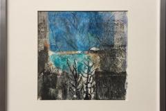 Landskap XV Collage (29x29 cm) kr 2900 mr