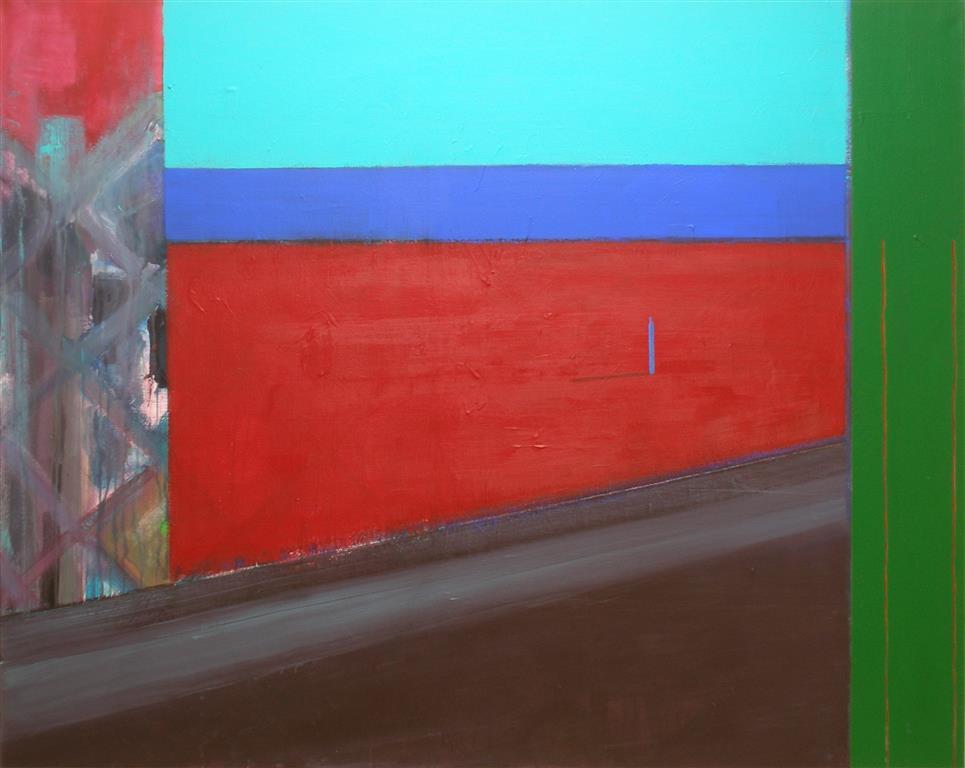 Contemplation IV Akryl på lerret (120x150 cm)