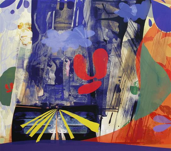 Lost Temple Digitale trykk 58x66cm 4200,-kr u.r.