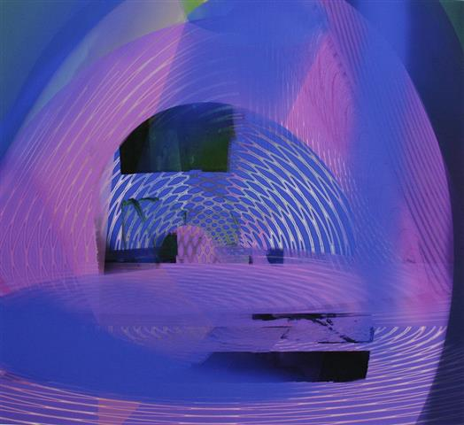 The stage Digitale trykk 54x58cm 5000,-kr u.r.