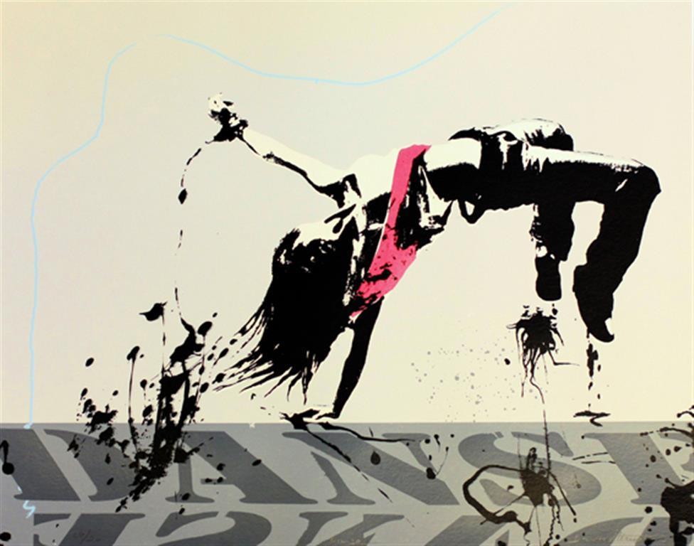 Danse 50 x40cm 3045