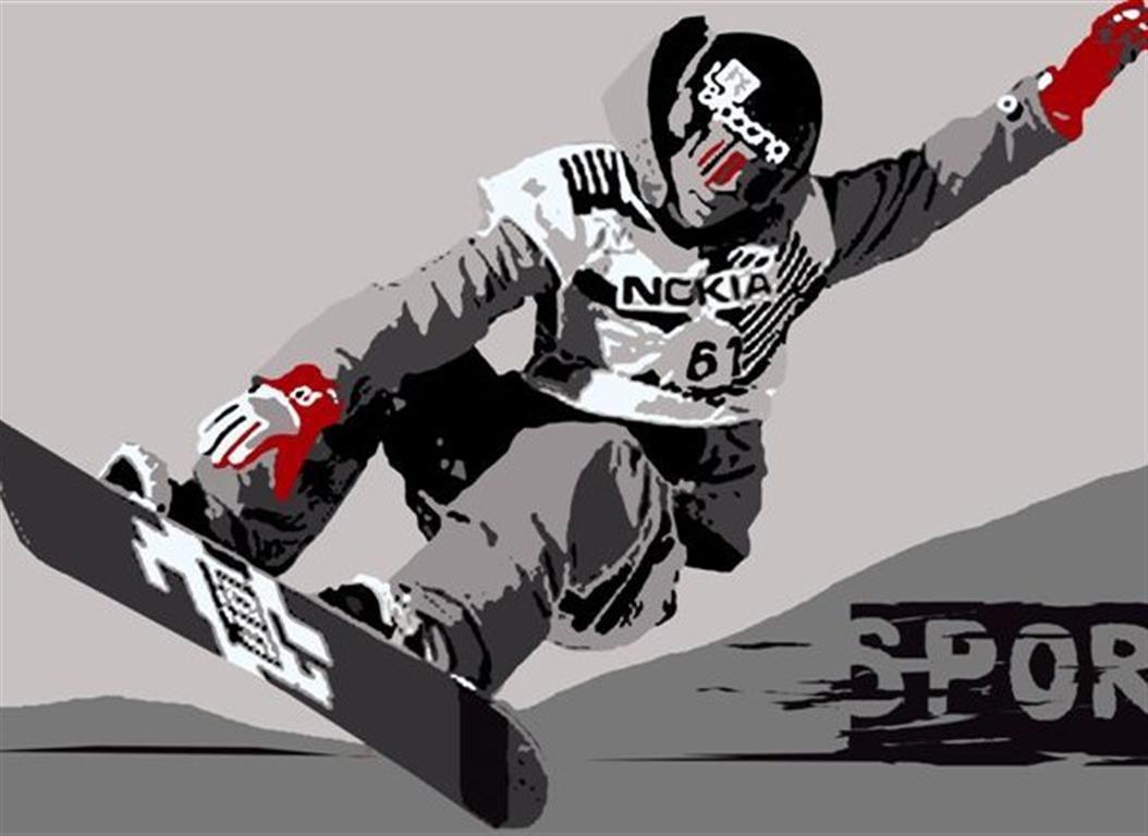 Snowboard I 1 600x437