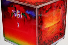 Rødt vindu/Rød allegori