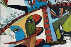 Medlevere Maleri (80x60 cm) kr 13000 ur