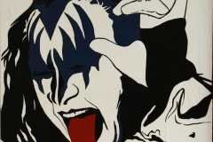 Gene Simmons Mix.media 45x45 cm 3000 mr