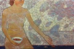 Metafor for livet Oljemaleri (70x120 cm) kr 15000 ur