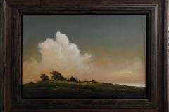 Sky I. Oljemaleri (40x58 cm) kr 35000 mr