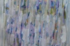 Etat spirituel II Akrylmaleri 64x48 cm 12000 mr
