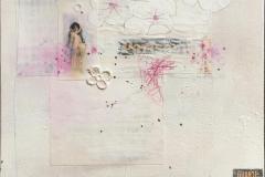 Girls 1 Akrylmaleri (50x40 cm) kr 4500 ur