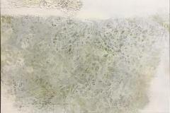 Lace Akrylmaleri (50x50 cm) kr 5000 ur