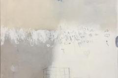 Scribbles 3_2 Akrylmaleri ( 50x50 cm) kr 5000 ur