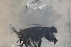 Animal Kingdom 2 Akrylmaleri 20x20 cm 1500 ur