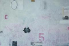 Butterfly 5 Akrylmaleri 80x80 cm 8000 ur