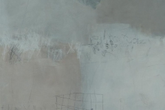 Scribbles 3 Akrylmaleri 60x60 cm 6000 ur