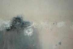 Scribbles 4 Akrylmaleri 70x70 cm 7000 ur