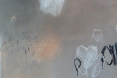 Scribbles 6 Akrylmaleri 50x50 cm 5000 ur