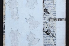 Brev II Collage (30x30 cm) kr 4000 mr