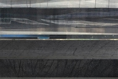 Kongevei II Akrylmaleri/trykk (50x50 cm) kr 15000 mr