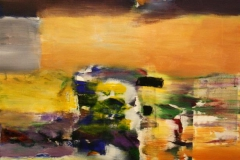 Hoestsonate Akrylmaleri 100x80 cm 12000 mr