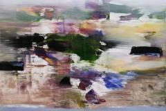 Taake over Jaeren Akrylmaleri 60x60 cm 6000 mr