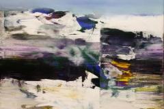 Vinter II Akrylmaleri 60x60 cm 6000 mr