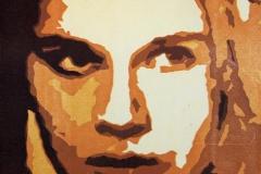 Blikk Linosnitt 28x29 cm 2000,-kr u.r.