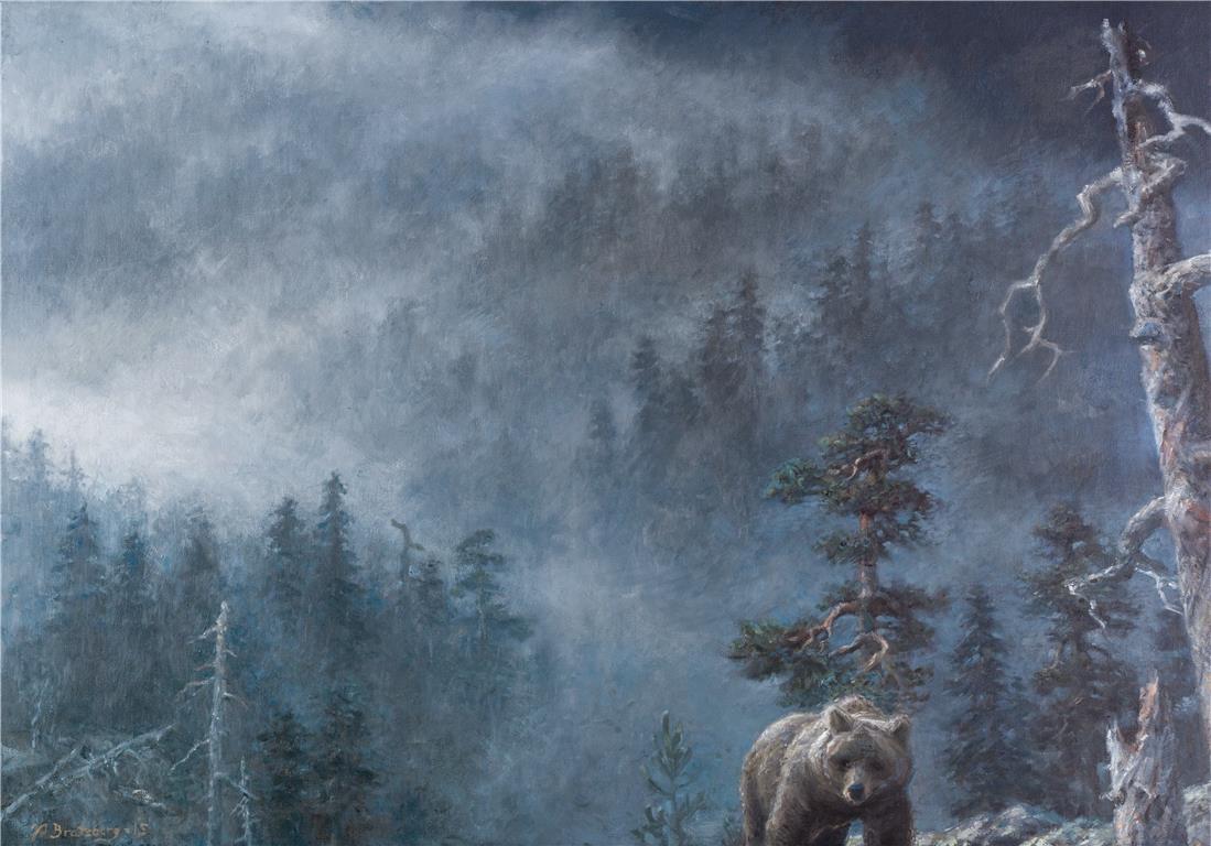 Sommernatt i Norden