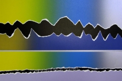 Kald vinter Linosnitt (48,5x53,5 cm) kr 4500 ur