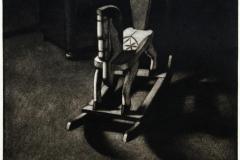 Ganger Etsning 30x33 cm 1500 ur