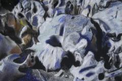 Ved havet Pastell 61x41 cm 5000 mr