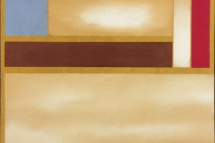 "Torunn Thrall ""Komposisjon 6"" Akrylmaleri (40x40 cm) kr 5300 ur"