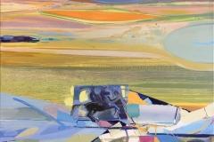 Craig Flannagan Munchs strand Oljemaleri (80x100 cm) kr 27000