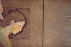 Snart morgrn Akryl, olje pa lerret (60x80, 60x60) cm kr 10000 ur