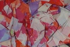 Par II Akrylmaleri (100x100 cm) kr 15000 ur