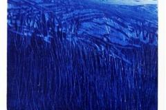 Der stillheten gror Linosnitt 55x40,5 cm 3000 ur
