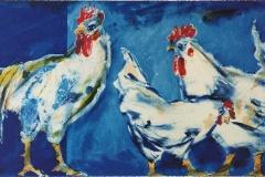 Kurtise Serigrafi (19x36 cm) kr 1400 ur