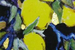 Sitroner smaa Seriegrafi 1200,-kr u.r.