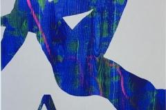 Spenst Serigrafi (35x35 cm) kr 3000 ur