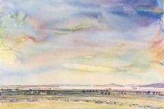 Mot havet Akvarell (24x32 cm) kr 2600 ur