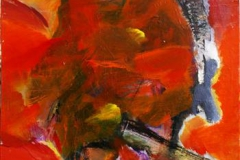 Kjempen Akrylmaleri 110x80 cm 6500,-kr m.r.