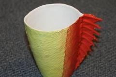 Fiskekopp Keramikk H9 cm 300 kr